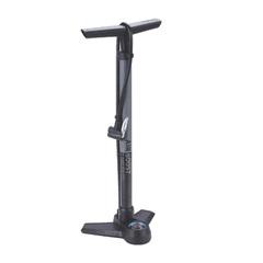 Велонасос напольный BBB AirBoost steel pump серый