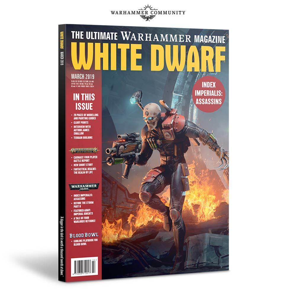 White Dwarf March 2019 / Март 2019
