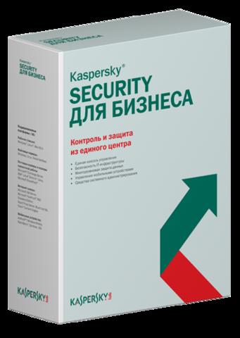 Kaspersky Total Security для бизнеса