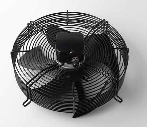 855407 Электродвигатель вентилятора с лопатками диа. 500 мм