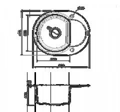 Схема Omoikiri Sakaime 60E-WH