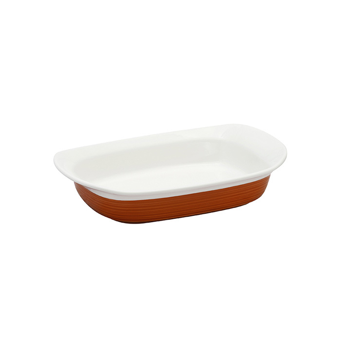 Форма для запекания прямоугольная 0,8л красная, артикул 1096899, производитель - Corningware