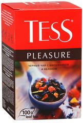 """Чай черный листовой """"Tess"""" pleasure 100 г"""