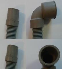 Шланг сливной Г-образн, 1.8m, D-18/28 CANDY Ariston и др.
