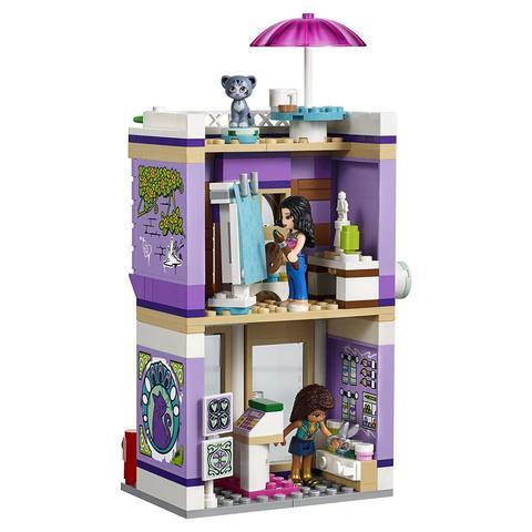 LEGO Friends: Художественная студия Эммы 41365 — Emma's Art Studio — Лего Френдз Друзья Подружки