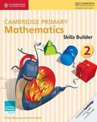 Cambridge Primary Mathematics Skills Builder 2,  Paperback, 1 Ed, Moseley/Rees