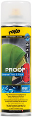 Пропитка палаток и тентов Toko Tent and Pack Proof 500мл