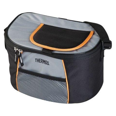 Сумка-термос Thermos E5 12 Can Cooler 490346 9л. черный/серый