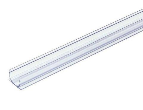 Направляющая пластиковая для монтажа дюралайта Ø 13 мм. 2 метра.