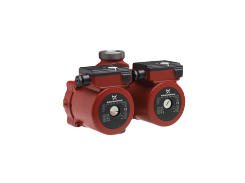 Промышленный насос - Grundfos UPSD 40-120 F(3х400 В) (без релейн.модуля)
