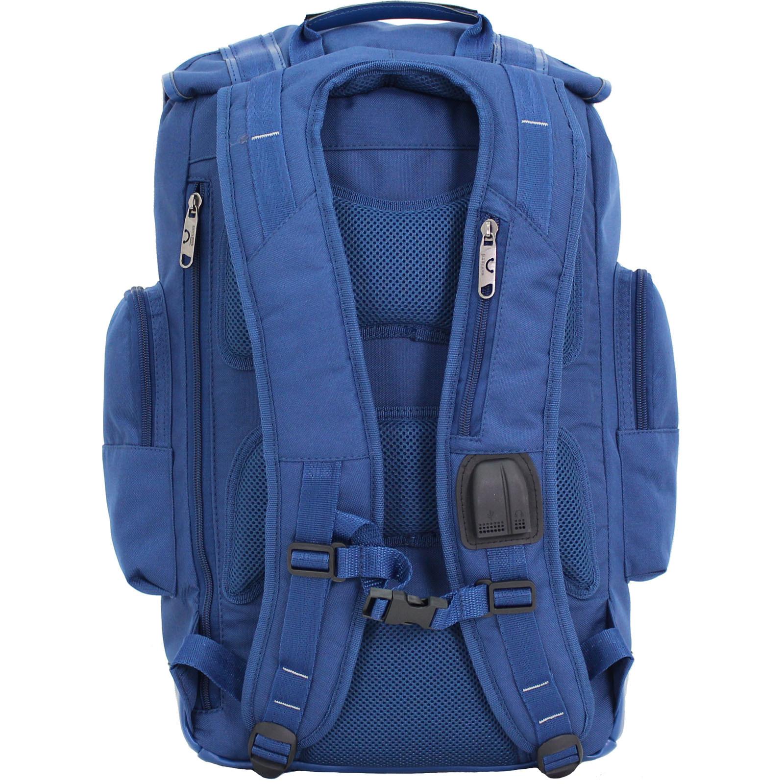 Рюкзак для ноутбука Bagland Palermo 25 л. Синий (0017966) фото 3