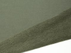 Футер 3-х ниточный, петля, Хаки