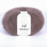Пряжа Infinity Silk Mohair 3082 табак
