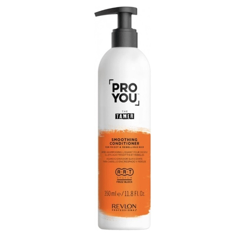 REVLON ProYou Tamer:  Кондиционер разглаживающий для вьющихся и непослушных волос (Smoothing Conditioner), 350мл