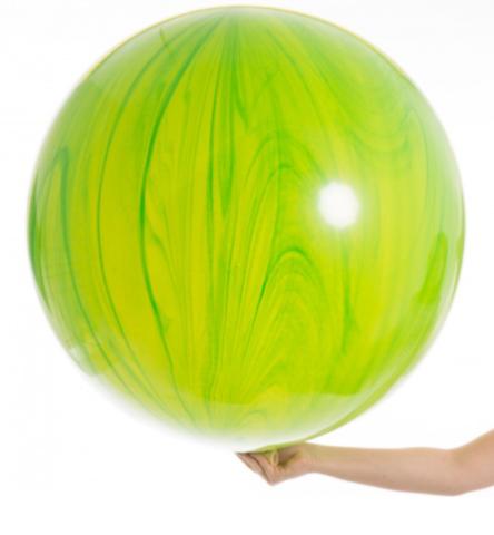 №4 Супер Агат Green