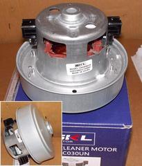 Мотор пылесоса Самсунг,LG (с выступом) 1400W