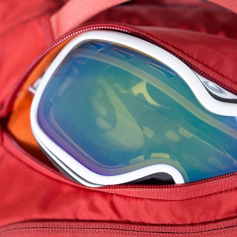 Картинка рюкзак горнолыжный Osprey Kamber 32 Ripcord Red - 8
