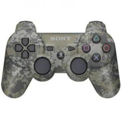 Беспроводной контроллер DualShock 3 (камуфляж, копия)