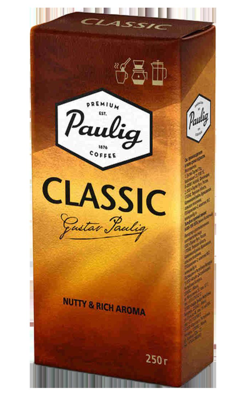 Кофе молотый Paulig Classic 250
