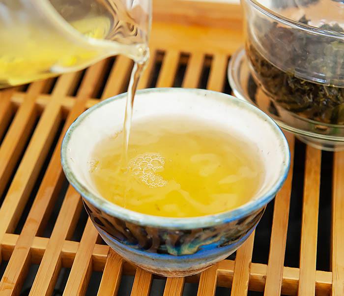 TEA-CH132 Чай улун Као Те Гуан Инь (слабая обжарка, 50 гр) фото 12