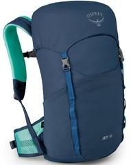 Рюкзак детский туристический Osprey Jet 18 Wave Blue