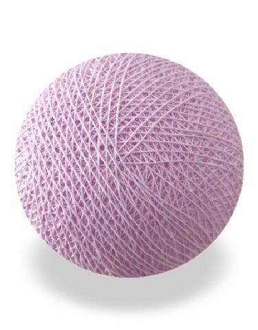 Хлопковый шарик люпин