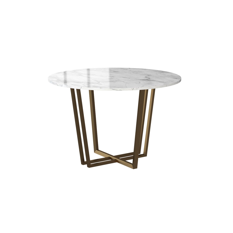 Обеденный стол Bel Ø110 - вид 1