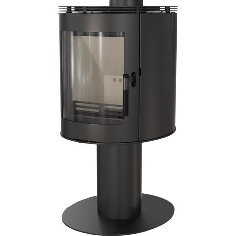 Печь-камин Kratki KOZA/ORBIT (7 кВт) Под заказ