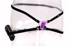 Фиолетовая бабочка для клитора -
