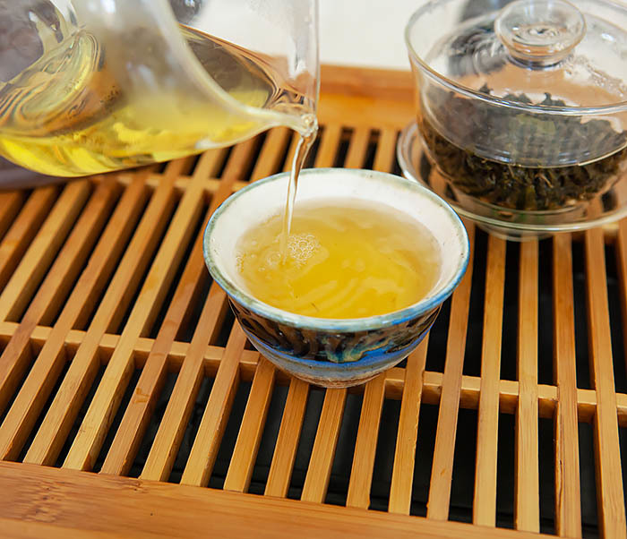TEA-CH132 Чай улун Као Те Гуан Инь (слабая обжарка, 50 гр) фото 13