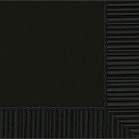 Салфетка Jet Black 33см 16шт/А