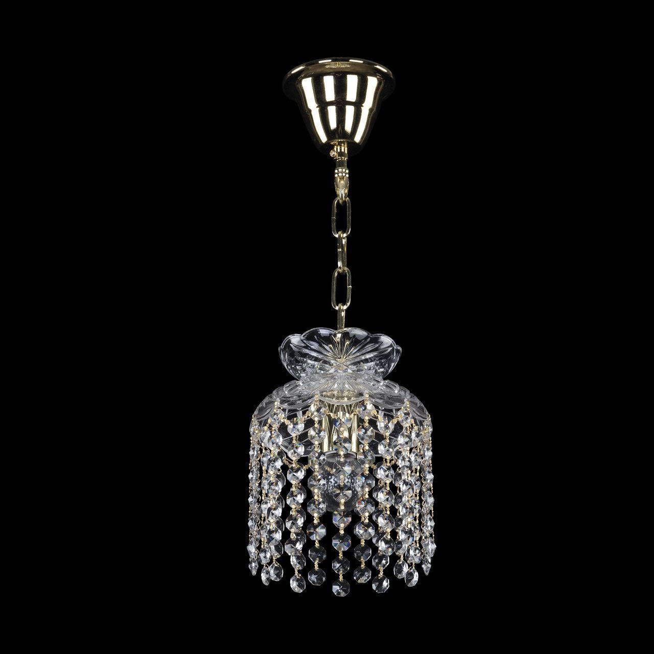 Подвесной светильник Bohemia Ivele 14781/15 G R