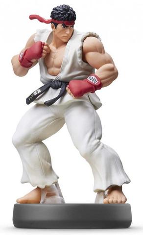 Фигурка Amiibo: Super Smash Bros. Ryu || Рю
