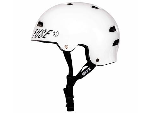 Шлем Fuse Alpha белый