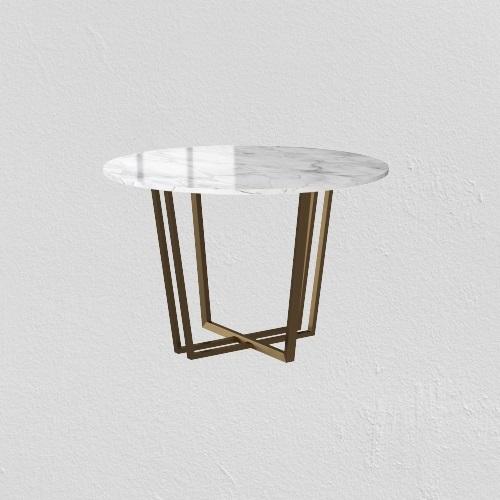 Обеденный стол Bel Ø110 - вид 3