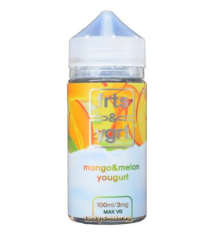 ElectroJam 100 мл FRST&YGRT Mango&Melon