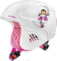 Шлем горнолыжный Alpina CARAT eskimo-girl