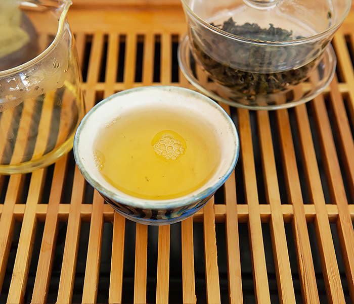 TEA-CH132 Чай улун Као Те Гуан Инь (слабая обжарка, 50 гр) фото 14