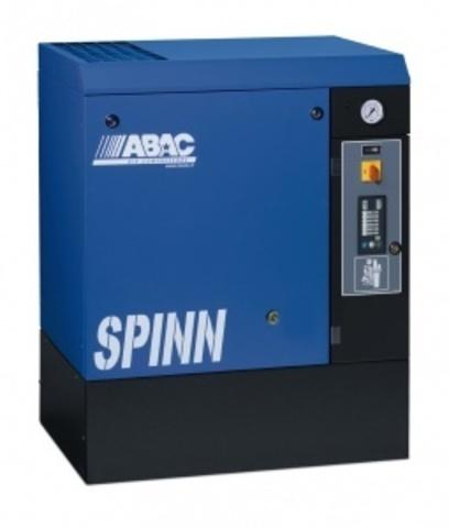 Винтовой компрессор Abac SPINN 7,5X FM (10 бар)