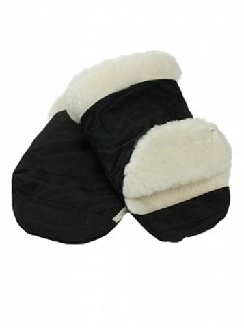 Чудо-Чадо. Муфты-рукавички Прайм, черные