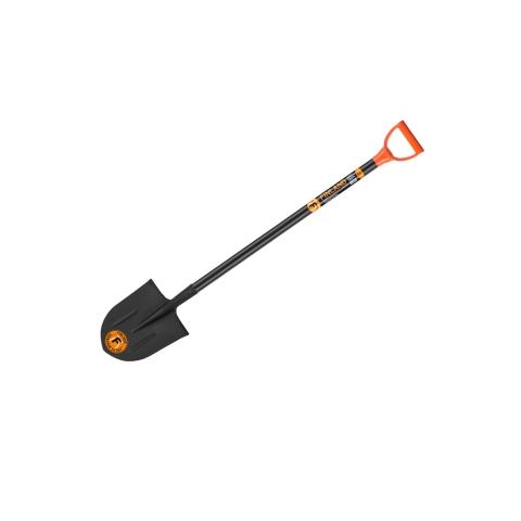 Лопата штыковая с ребрами жесткости, FINLAND