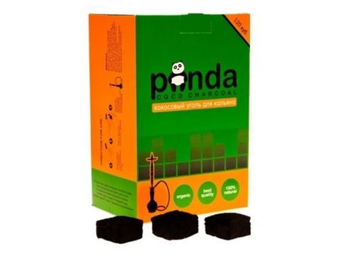 Уголь Panda coco charcoal 120 куб. Green