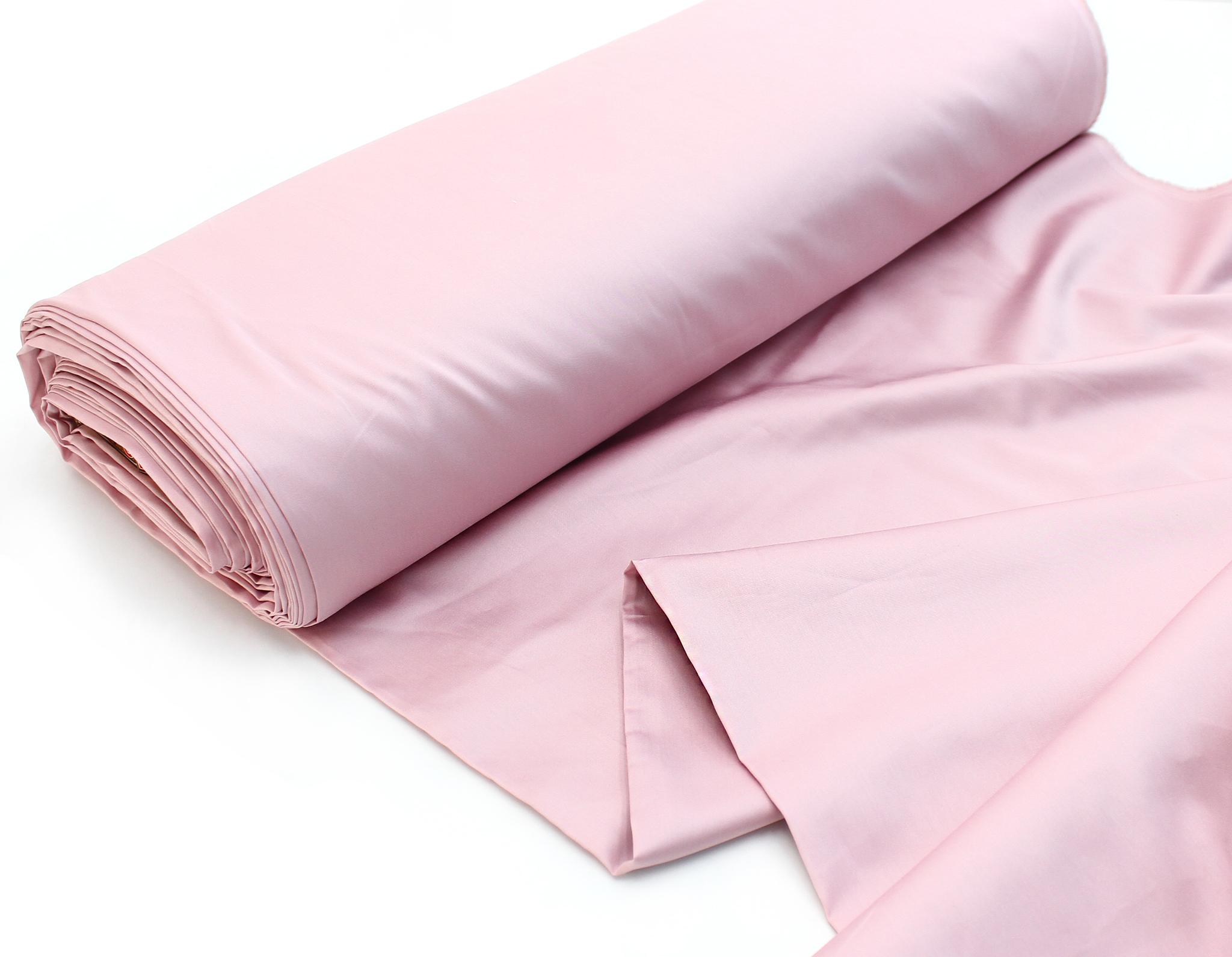 Пудрово-розовый(сатин класса люкс,60s),250 см