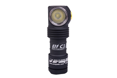 Мультифонарь светодиодный Armytek Elf C1 Micro-USB+18350, 1050 лм, аккумулятор*