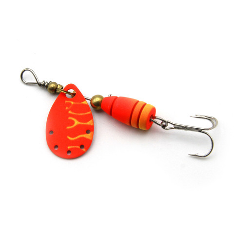 Блесна Extreme Fishing Epitome R 2,8g 09-FluoRed/FluoRed