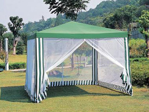 Садовый тент шатер Green Glade 1028 зеленый