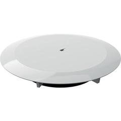 Пробка сливного отверстия Geberit d90, для сифона для душевых поддонов, высота гидрозатвора 30/50 мм: Альпийский белый фото