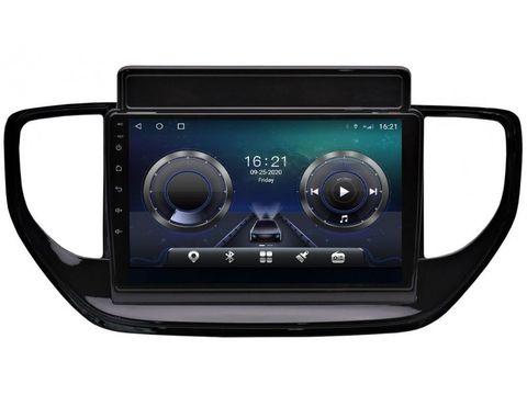 Магнитола для Hyundai Solaris (2020+) Android 10 6/128GB IPS DSP 4G модель CB-3441TS10