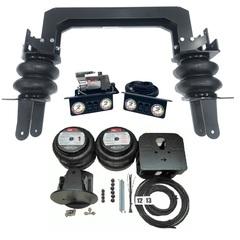 Mitsubishi Fuso Canter 5T полная пневмоподвеска (задняя ось + передняя ось) + система управления 4 контура (без ресивера)