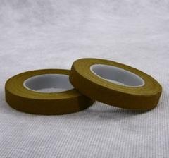 Тейп лента 13 мм х 27 м оливковый